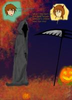 .:Yaiba:. Halloween 2011 by KR07