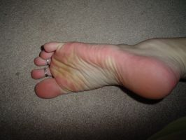 back foot by FootFetish
