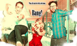 Blend Cast The big bang theory by HappinessIsMusic