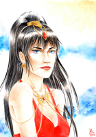 daughter of sun by Ithilloth
