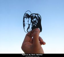 Papercut Art #37 by ParthKothekar