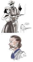 Tumblr Dump 2 [Django Unchained] by monkette