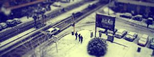 ROMA-Snow 1 by cagriilban