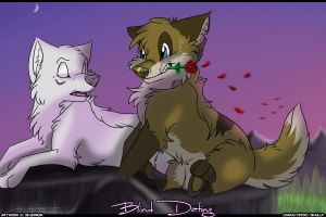 Skailla Contest - Blind Dating by SilverNoia