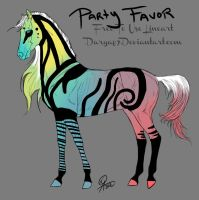 Party Favor by KThunderWolf