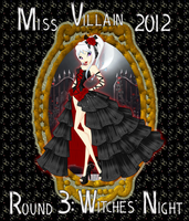 Miss Villain Contest round 3 - Valeria by Saku28