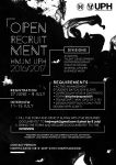 Open Recruitment HMJM UPH 2016/2017 by Michalv
