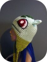 Crochet Bulbasaur Beanie by AAMurray
