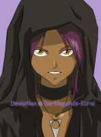 The Mysterious Yoruichi 2 by darklegends-kurai