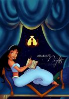 Arabian Nights by selinmarsou