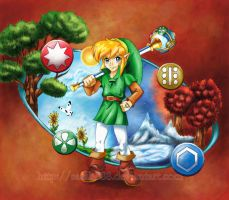 Oracle of Seasons by Sarah888