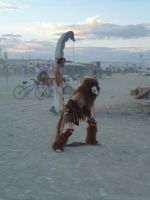 Kreek: Prowling the Playa by CuriousCreatures