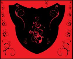 Shield of Blood by JCADDICTION