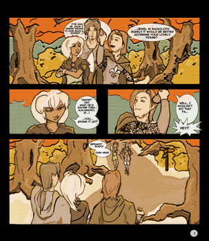 Round 2 Prologue: Page 1 by Gauntlet-OCT