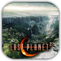 Lost Planet 2 Game Icon 3 by Wolfangraul