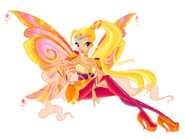 Collab : Stella Bloomix by ColorfullWinx