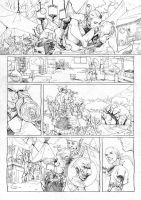 WEIRDING WILLOWS Page 5 BARNABY BAGENDA by DeevElliott