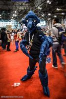 Chozo Ghost Cosplay Completed NYCC 2012 by SigmaStasDS