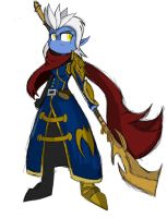 AQW SkyGuard Zillie by Zilford-the-legend
