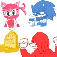 Sonic Boom :Scketches: by andy-little-dog