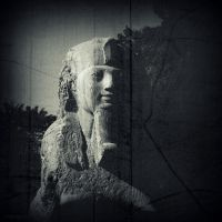Sphinx of Memphis by lostknightkg