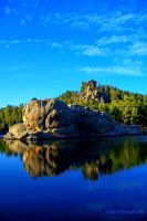 Sylvan Lake by Corvidae65