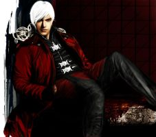 Dante Devil May Cry 4-A by Kunoichi1111