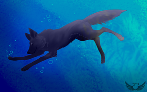 Submerged by EnigmaticCanine
