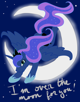 Over The Moon by Nikki-Nicole-P