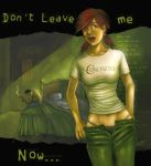 Dont  leave me now by raulman