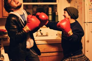 Kitchen Boxing by 5bodyblade