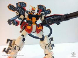 Heavyarms Gundam EW 19 by B-Werx