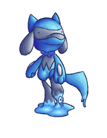 Bluezy used Transform by Aruesso