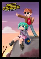 Scott Pilgrim by lujus