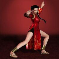 Dead Or Alive 5 Pai Chan DLC by ArmachamCorp