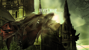 DEVILS WHIP - Psp wallpaper by redfoxGfx