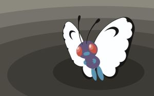Pkmn 012 Butterfree by Senzune