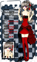 Guillotine Mansion: Non Feyris by CrackFaery