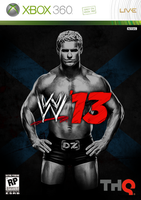 WWE 13 Cover ft. Dolph Ziggler by TeamBringIt