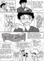 A Brief History of Manga: p3 by MichaelLinkJr
