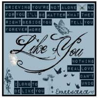 Like You by Musical-Riley