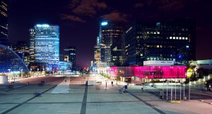 La Defense by Megson