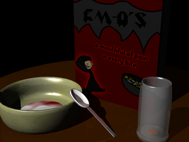 The Best Breakfast Cereal EVER by 2k-rammerizkool