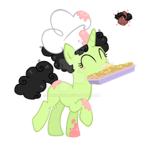 The Dessert Is Ready! by engibee