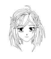 Kimya front view bw 03-10 by Inlinverst