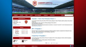 Cardiff City FC by Orange2me