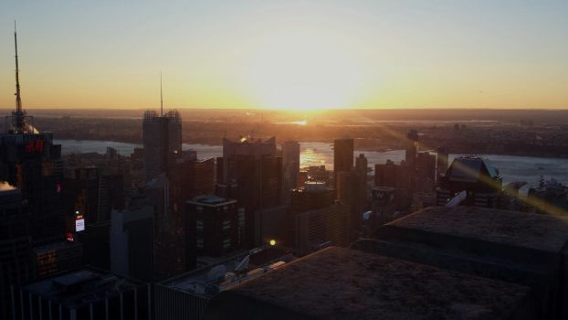 Top of the Rock by Domalom