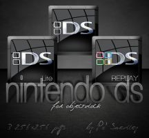 nintendo ds by PoSmedley
