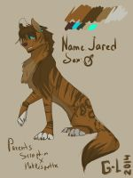 my character: Jared reff by gabriel-lion