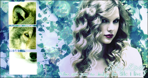 Who are you to judge the life I live?/Taylor Swift by KitKat2604